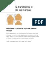 Formas de transformar el patrón para las manga1.docx