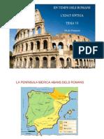 Els Romans 1 - Pobles Pre-romans