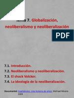 7-Globalización, Neoliberalismo, Neoliberalización (1)