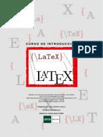 1639340 Iniciación LaTeX