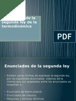 Enunciados de la segunda ley de la termodinámica.pptx