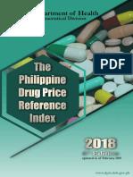2018 DPRI Booklet as of February 2019