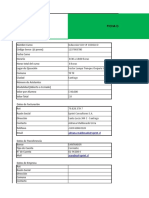 Ficha de Inscripción Rancagua