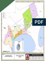 7 Plano de Poblacion Por Sectores
