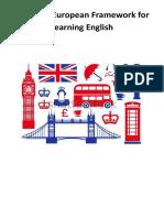 Common European Framework for Learning English.docx