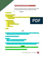 1. CONTENIDO MANUAL DE ORGANIZACIÓN para alumnos