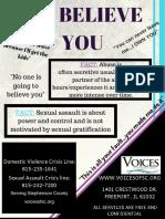 voices poster pdf