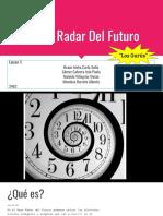 Mapa Radar Del Futuro