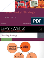 Chapter 5 Retailing Strategy