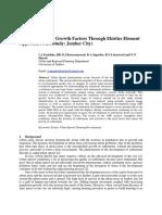 URBAN SETTLEMENT GROWTH FACTORS THROUGH EKISTIC ELEMENT APPROACH.pdf