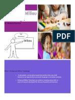 enhanced milieu teaching brochure