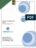 Askari Bank Report 2010