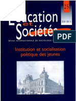 Professionalism, Accountability and Innovation in Teaching (EetS 25, 2010)