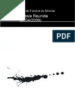 eBook Em PDF Poesia Reunida 20042009
