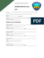 Formulario de Salud Aventureros a.c.s.c.r