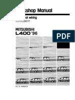 Phwe9407-A l400 96 Electrical Wiring