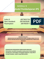 Presentasi Ips Modul 9