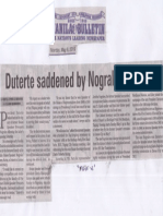 Manila Bulletin, May 6, 2019, Duterte saddened by Nograles passing.pdf