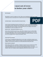 Fred layman   Making the Most Out of Every Encounter to Better Your Club's Visibility _ Fred Layman
