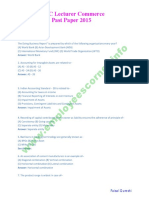 PPSC Past Papers Lecturers commerce 2015.pdf