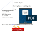 Production Planning Control and Daniel 8795905