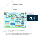 Procedure to Set Encoder Position
