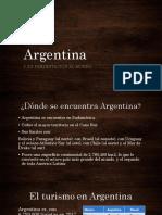 Destinos, Argentina.