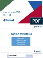 Principales Normas de Reforma Tributaria p1