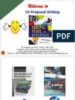 Menulis Skripsi, Tesis & DIsertasi(3)