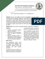 Propiedades Físicas de Compuestos Orgánicos (3)
