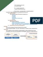Project Management Preparation - Sourabh Srivastava