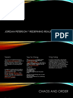 Jordan Peterson Redefining Reality TED TORONTO