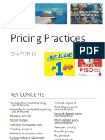 Ecoman- Price Practices