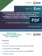 Ppt Arte, Arquitectura y Diseño 15 05 2017 (1)