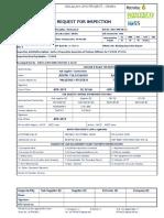 Pontoon Stiffener - Blasting Inspection