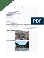 Carreteras Investigacion