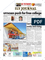 San Mateo Daily Journal 05-06-19 Edition