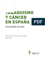 Informe Tabaquisimo Cancer 20182