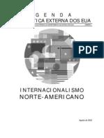 Agenda Da Politica Externa Dos EUA - Revista Eletronica Do Depart Amen To de Estado
