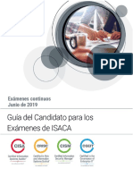 Exam Candidate Guide Continuous Testing Spanish