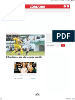 Noticias Fútbol - Diario Córdoba 050519