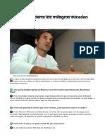 Entrevista a Roger Federer