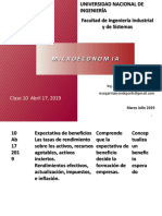Clase 10Teoria Del Costo Oferta de La Empresa Abril17 (1)
