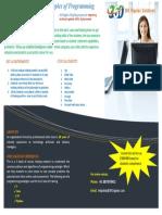 5Days Training Brochure