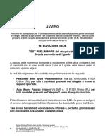 1554896826AVVISOintegrazioneluogoTestsostegnoIgrado.pdf