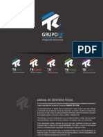 GrupoTK_Manual de Identidad Visual