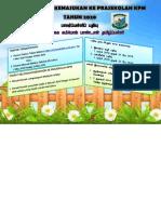 Banner Pendaftaran Prasekolah 2