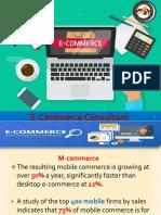 E-Commerce Consultant (Part 10)