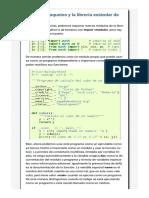 Python modulos