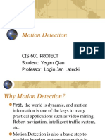 Motion Detection.ppt